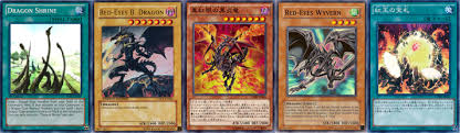 Five Headed Dragon Deck Profile by Yu Gi Oh Deck Recipe Return Of Red Eyes One Of Episodes