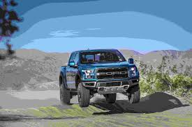 100 Ford Off Road Truck Reveals Changes For 2019 F150 Raptor Medium Duty Work