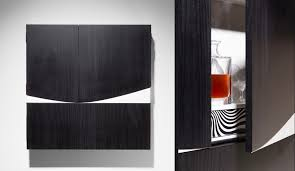 RILEYD WALL MOUNTED DRINKS CABINET
