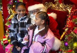 Mr Jingles Christmas Trees San Diego by Shopping For A No Tears Mall Santa Experience The San Diego