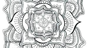 Hard Coloring Page Cool Pages Free Printable Abstract Really