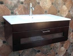 36 Inch Bathroom Vanity Without Top by Vanities Wall Mount Vanity Without Sink Wall Mounted Vanity