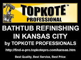 Bathtub Refinishing Training In Canada by Bathtub Refinishing Kansas City By Topkote Professionals Youtube