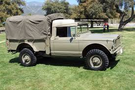 100 Military Pickup Trucks 1968 Jeep Kaiser M715 M 715 Truck 4x4 1 1 4 Ton Five