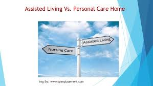 Assisted Living vs Personal Care Homes