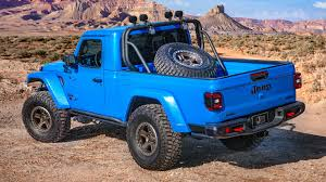 100 4 Door Jeep Truck The J6 Is The RegularCab Two Gladiator Everyone Wants