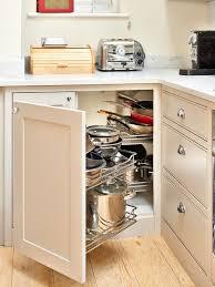 Lower Corner Kitchen Cabinet Ideas by Appealing Corner Kitchen Cabinet Ana White Easier 36 Corner Base