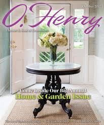 O.Henry October 2017 By O.Henry Magazine - Issuu Bernards Fniture Shop Our Best Home Goods Deals Online At Overstock Luonto In Stock Program 2019 Msrp By Issuu Vanguard Whosale Bar Stools Specials Rugs Colfax Cool And Cozy Ding Room Tables Chairs Benches Bars American Warehouse Greensboro Nc California House Game Everything Billiards Spas Cr Laine Dinette Sets Barstools Dinettes Barstools Dinettes In Raleigh Thayer Coggin Custom Modern Since 1953