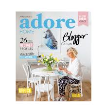 100 O At Home Magazine Featured Adore Deuce Cities Henhouse