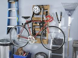 Pallet Ideas Bike Rack