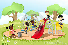 Best Playground Clipart 7439 Clipartion