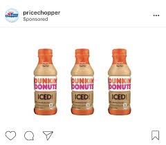 Pumpkin Iced Coffee Dunkin Donuts by Dunkin Donuts Iced Coffee Bottles At Price Chopper Market 32