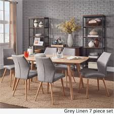 Stunning Gray Dining Chairs designsolutions usa