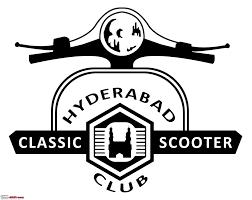 Hyderabad Classic Scooter Club HCSC Hcscfinalwhite
