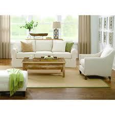 Home Decorators Collection Gordon Tufted Sofa by Home Decorators Collection Mayfair 95 In Classic Natural Twill