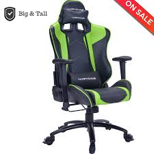 HAPPYGAME Oversized 400 Lbs Capacity Racing Gaming Chair High Back ... Best Gaming Chair 2019 The Best Pc Chairs You Can Buy In The Gtracing Gaming Chair For Big Guys Vertagear Pl6000 Review Youtube 8 Chairs Under 200 May Reviews Buying Guide Big And Tall Reddit Brazen Stag 21 Bluetooth Surround Sound Greyblack Racing 350 Lbs Capacity Oversized Ergonomic Office Pewdpie Clutch Rocking Comfy Monty Childs Python Toddler Simlife Large Car Style Highback Leather