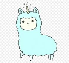 Llama Clip Art Drawing Kawaii Illustration