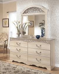 Shoal Creek Dresser Oiled Oak by Dresser With Mirror Ebay