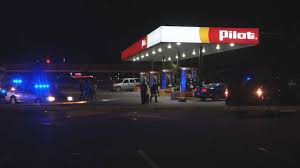Police On Scene Of Shooting At Breaux Bridge Truck Stop