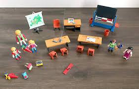 playmobil modernes wohnhaus möbelset 9268 badezimmer 9270