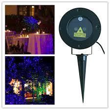 Firefly Laser Lamp Diamond by Best 21 Blue Outdoor Lights