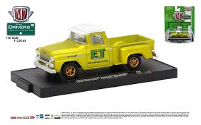 M2 Machines Drivers Release 49 1/64 - 1958 Chevy Apache Pickup Truck ... 1958 Chevrolet Apache For Sale On Classiccarscom Chevy Pickup Truck Editorial Stock Image Of V8 31 Pick Up Wow Barn Find Rare 4x4 Napco Youtube Autolirate A Pair Trucks Sema 2017 Simplebuilt Farm Truck Flickr Karepmu Opo Se File1958 4wd Pickup Napcojpg Wikimedia
