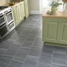 Cumbrian Slate Installed In This Kitchen By Crowe Flooring