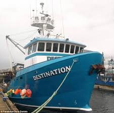 Deadliest Catch Boat Sinks by Coast Guard Calls Off Search For 6 Fishermen Off Alaska Daily