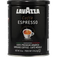 LavAzza Caffe Espresso Medium Roast Ground Coffee