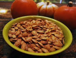Roasted Salted Shelled Pumpkin Seeds by Perfect Roasted Pumpkin Seeds Recipe