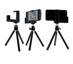 New Universal Tripod Bracket Mount Camera Holder Stand For iPhone