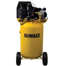 DEWALT 30 Gal Portable Vertical Electric Air pressor