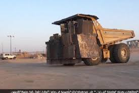 100 One Ton Dump Truck For Sale ISIS Turns 100 Into IED