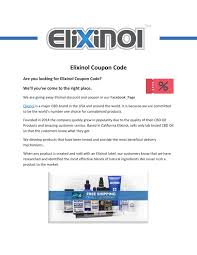Elixinol Coupon Code By Elixinolcouponcode - Issuu Savage Cbd Review Coupon Code Reviewster Liquid Reefer Populum Oil Potency Taste Price Transparency Save Money Now With Gold Standard Coupon Codes Elixinol 2019 On Twitter 10 Off Codes Yes Up To 35 Adhdnaturally Premium Jane Update Lazarus Naturals 100 Working Bhang Upto 55 Off Promo 15th Nov Justcbd Get Premium Products Charlottes Web Verified For Users The Best Of Popular Brands Cool