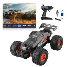 RC Cars 1/18 Scales Remote Control Offroad 2.4Ghz Remote Control ...