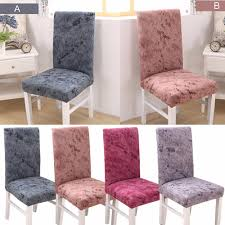 Fit Soft Stretch Cotton Chair Covers For Wedding Hotel Office Kitchen Chair  Short Dining Chair Cover Banquet Chair Covers Rental Chair Covers For ... Chair Covers And Sashes Pink Tie Online White Arch Lycra Chair Cover Purchase Lycra 170gsm Easyslip Modern Plain Color Cover Stretch Elastic Waterproof Spandex Slipcovers Office Generic Fantynes Universal Ding Room Wikipedia 1 Your Budget For Your Wedding Day Weddings In Wales At 2pcs 4060cm Seat Covering Wedding Party Brown Of Lansing Doves In Flight Decorating Celebrations Party Spot Venue Chapel