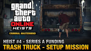 GTA Online Heist #4 - Series A Funding - Trash Truck (Criminal ... Young Boy Killed By Trash Truck In Newport Beach Police Ktla Gta 5 Heists Second Mission Series A Online Youtube Funding Gta Pc Gameplay Garbage With Live Trucks Clip Art 30 Proposed App Would Help Drivers Avoid Getting Stuck Behind New Train Carrying Gop Lawmakers Strikes Trash Truck 1 Killed Gta5 42 Easy Safety Vgta Ps4 Walkthrough Part At Night