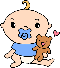 Free Baby Boy Clipart Free Download Clip Art