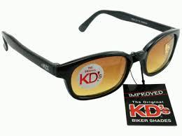 kd u0027s sunglasses original harley biker shades black blue blocker 21119