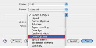 Note In Mac OS X 105 You May Need To Expand The Print Window By Clicking Down Arrow As Shown Below