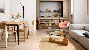 Vitra   Eames Plastic Armchair RAR Minimal Ding Rooms That Offer An Invigorating New Look New York Herman Miller Eames Chair Ding Room Modern With Ceiling Eatin Kitchen With Rustic Round Table Midcentury Chairs Hgtv Senarai Harga Ff 100cm Viera Solid Wood 4 Shop Vecelo Home Chair Sets Legs Set Of Eames Youtube Biefeld Besuchen Sie Pro Office Vor Ort Room Progress Antique Meets Stevie Storck Modern Fniture Uk Canada For Style By Stang 5pcs Tempered Glass Top And Pvc Leather Saarinen Design Within Reach Buy Midcentury Online At