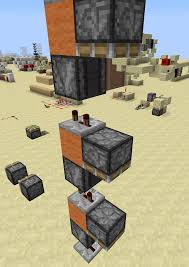 Pumpkin Farm Minecraft Observer by Smallest Elevator Now Actually Fast Using The Observer Block