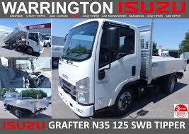 100 Izuzu Trucks New Used Commercial Vehicles Cheshire Warrington Vehicle Centre