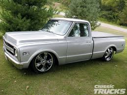 1969 Chevy C10 Pickup Truck - Hot Rod Network