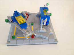 100 Lego Space Home LEGO IDEAS LEGO Moments In Classic Micro Display