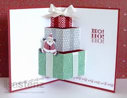 Christmas Present Pop Up Card Template Lisas Creative Corner Holidays From The