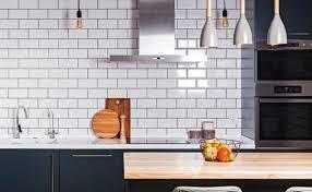 küchenrückwand welches material eignet sich für die nische