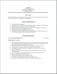 Resume Objective General Labor Template