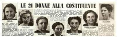 Le Leggi Delle Donne Che Hanno Cambiato LItalia Dal Diritto Di Voto Al