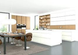 meuble haut cuisine laqué meuble de cuisine blanc laque cuisine bois et blanc dans un